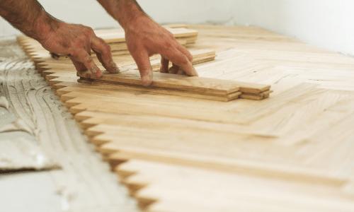 Hardwood Floor Customization: Board Width and Installation Patterns