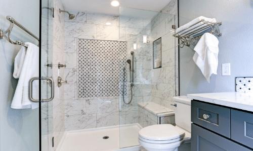 Installing a Shower Pan Membrane Liner for a Custom Ceramic Tile Shower