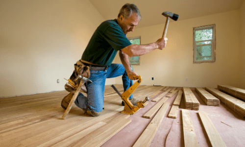 Installing Hardwood Flooring – Tips To Make Your Job Go Smoother